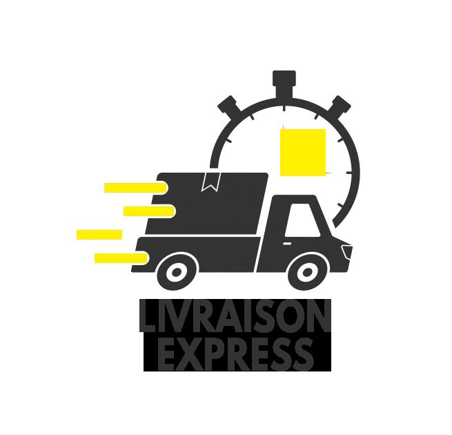 livrison-express perpignan 66 flyer impression